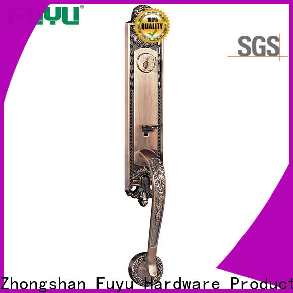 FUYU New high security door locks in china for wooden door