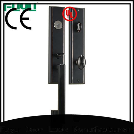 FUYU best electronic door lock 2018 suppliers for shop