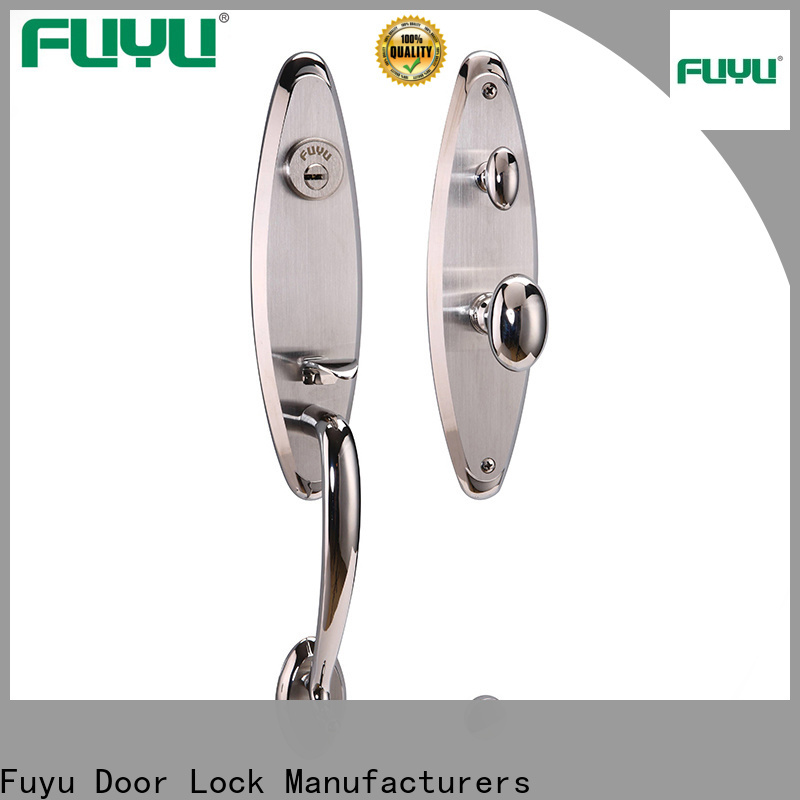 FUYU latest small gate lock in china for wooden door