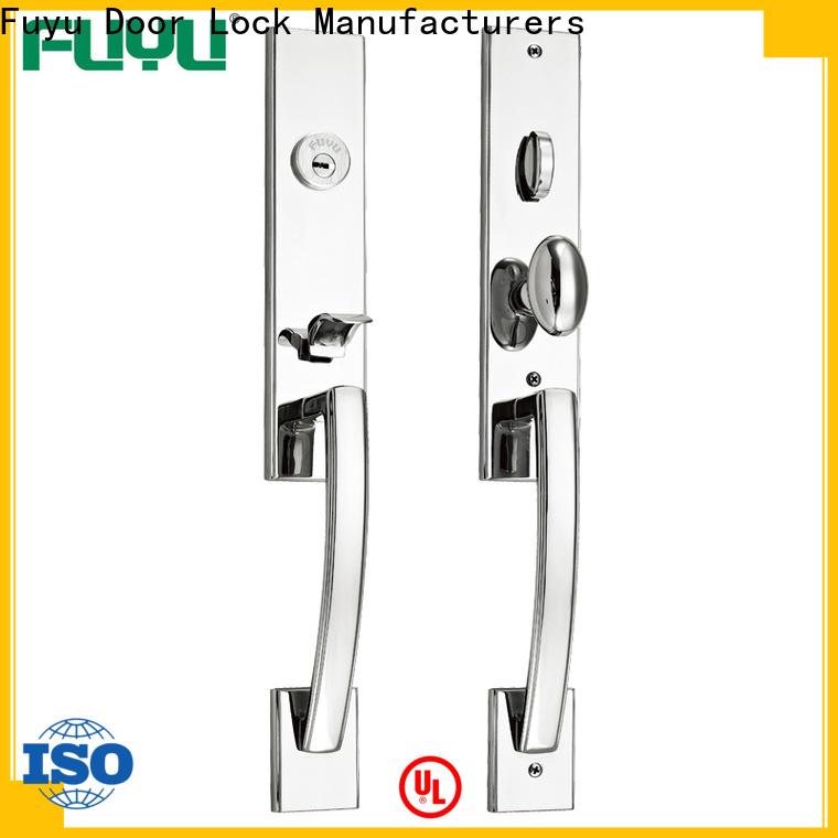FUYU durable best door handles and locks suppliers for entry door