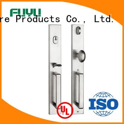 High Security Stainless Steel 304 Handle Door Lock with Grade 3 cylinder
