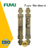 brass door lock gold for shop FUYU