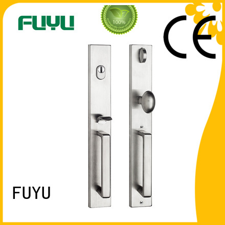 FUYU high security grip handle door lock manufacturer for home
