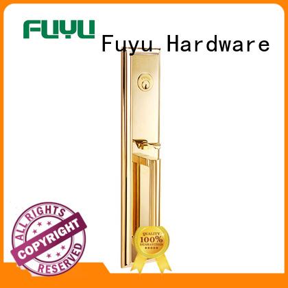 Custom locks zinc brass lock FUYU luxury