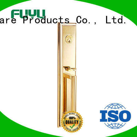 high security grip handle door lock manufacturer for entry door