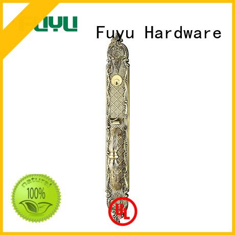 zinc alloy villa door lock security big FUYU Brand company
