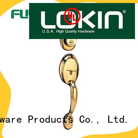 entry material zinc alloy villa door lock FUYU Brand