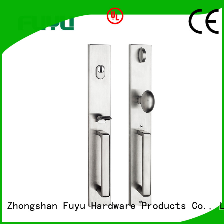 security stainless steel lock mortise extremely security for mall