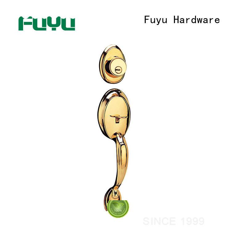 FUYU online zinc alloy door lock for wooden door dubai for indoor