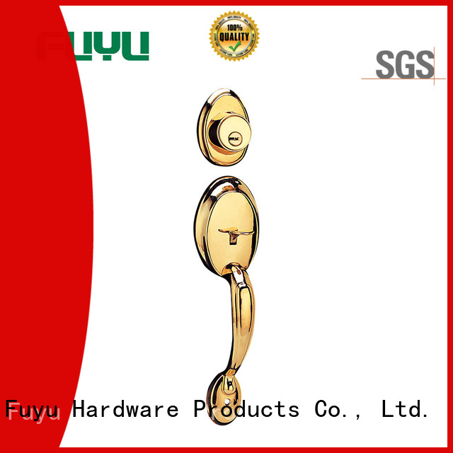 Customized Grip handle door lock-FUYU-img-1