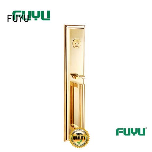 FUYU quality american door lock supplier for shop