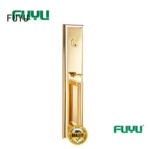 FUYU quality american door lock supplier for shop