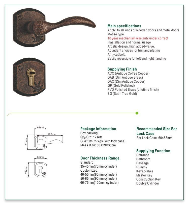 custom commercial locks supplier for shop-1