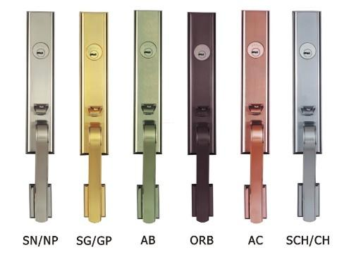 quality best home locks chinese with latch for mall-1