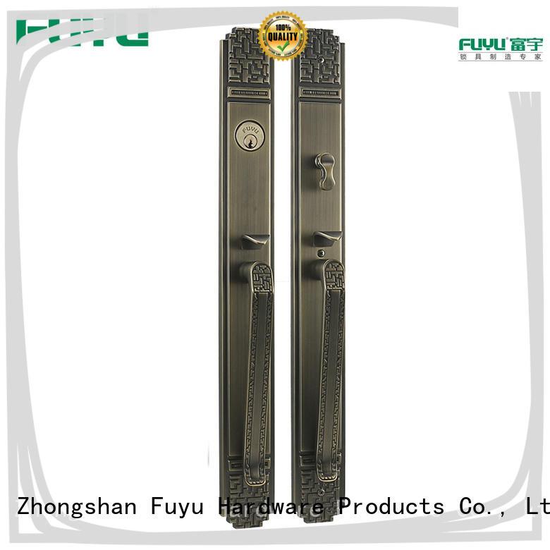 FUYU high security door locks for sale for shop