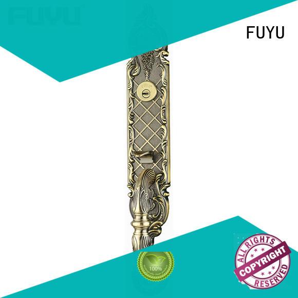 FUYU best grip handle door lock supplier for home