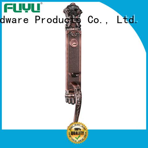 FUYU steel zinc alloy door lock products mall