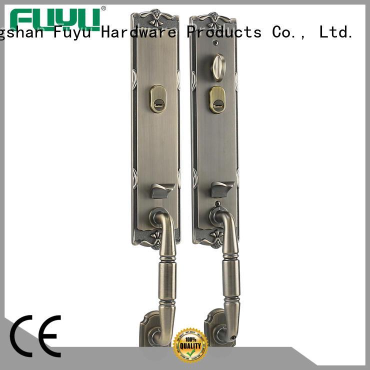 FUYU quality entry door locks manufacturer for shop