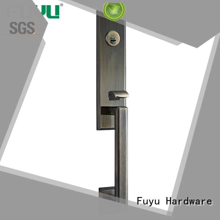 FUYU metal best mortise locks alloy for home