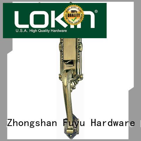 american style zinc alloy door lock top home FUYU