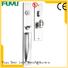 electric aluminium door lock handleset extremely security for wooden door