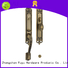 FUYU high -tech brass door knob with lock with latch for wooden door