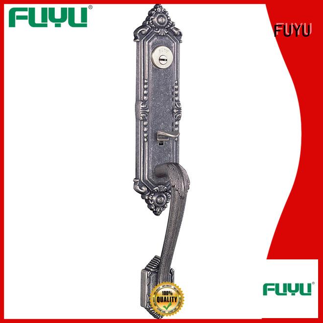 FUYU quality simple door lock meet your demands for shop