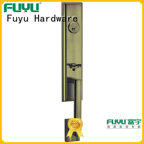 FUYU zinc tubular lock meet your demands for home