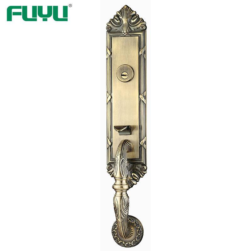 Entrance Handle set locks & Lock Kits To Fit Timber Doors