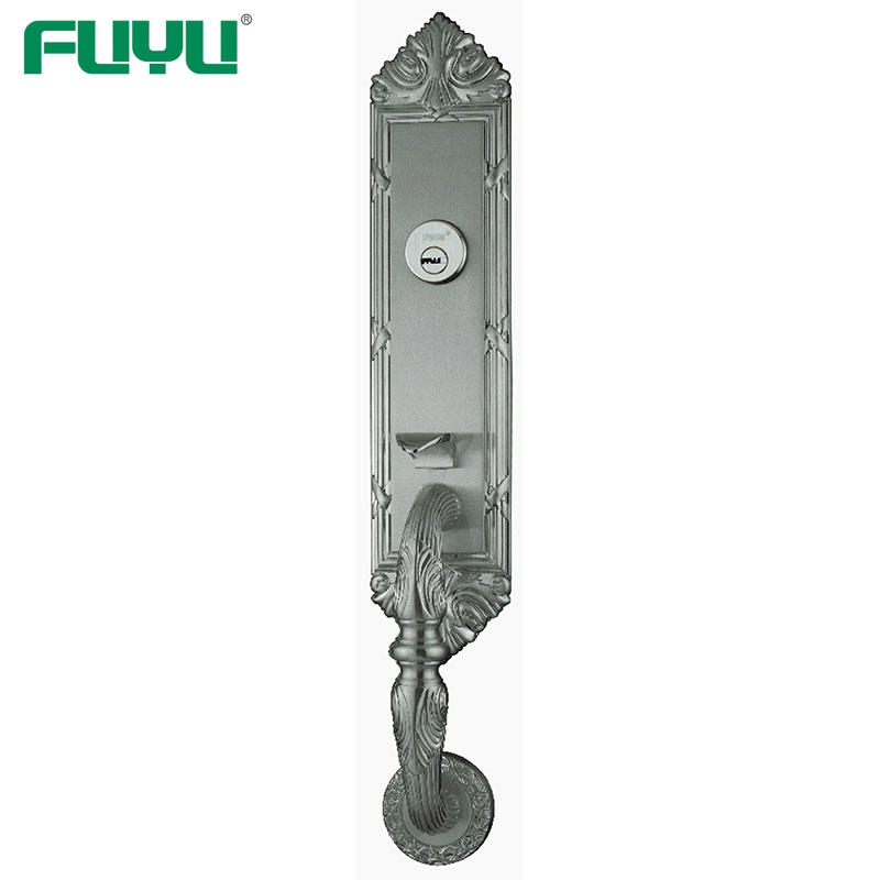 Entrance Handle set locks & Lock Kits To Fit Timber Doors