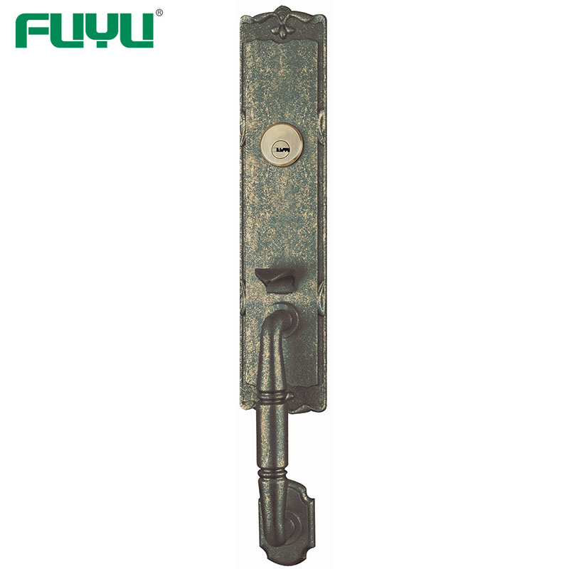 China supplier hot sale branded door lock Italy design european door lock