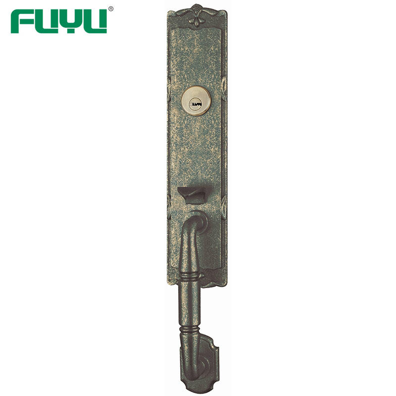 China supplier hot sale branded door lock Italy design european door lock