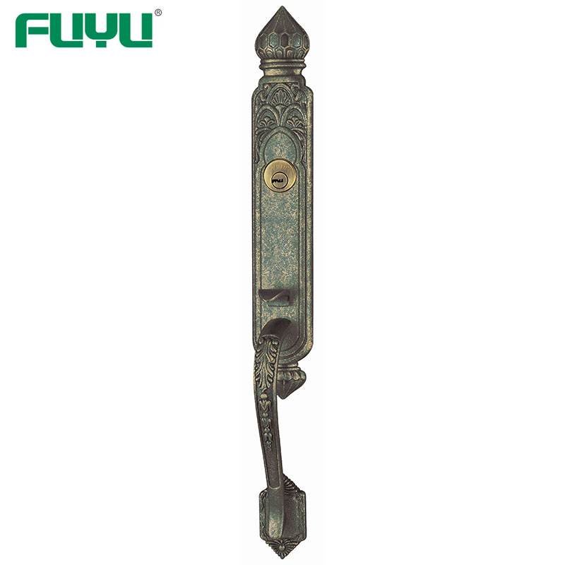 Modern American Cylinder Double Multipoint Lock