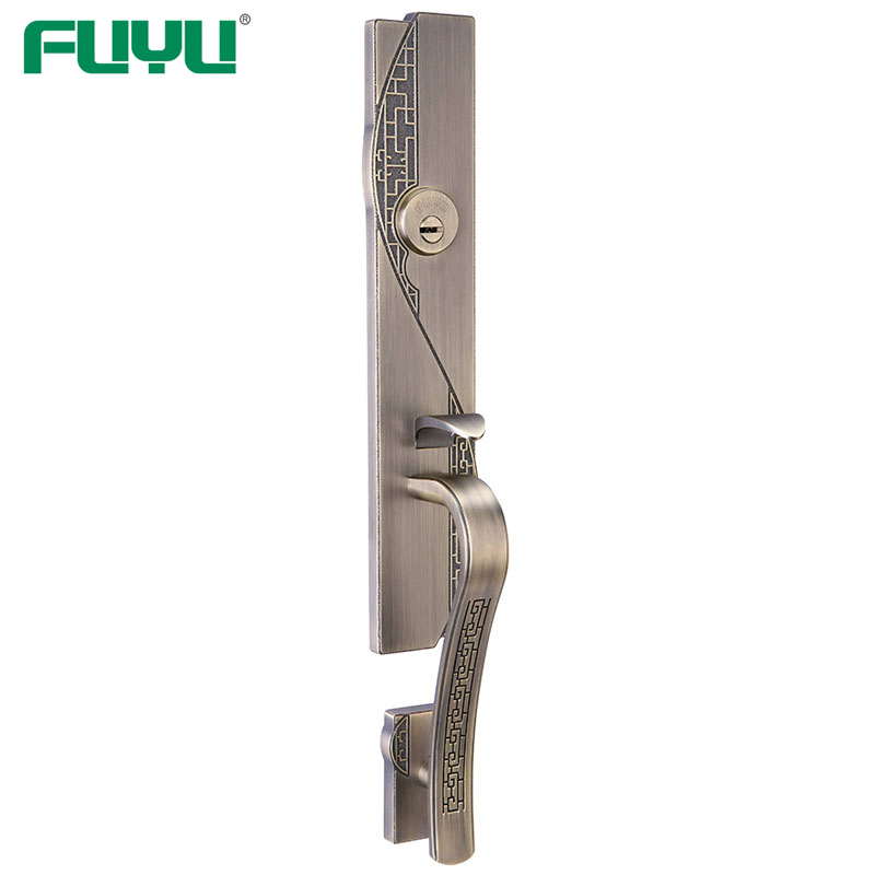 video-FUYU types mortise lock with hardness for shop-FUYU-img-1