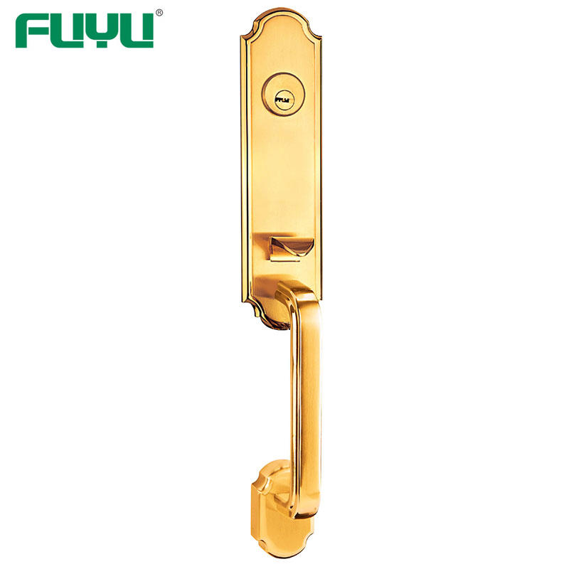 Anti-Panic Zinc Alloy Die Casting Mortise Grip Entrance Door Lock