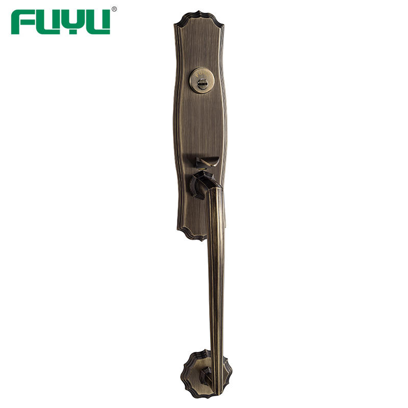 Standards 800,000 Cycle Test Main Door Locks