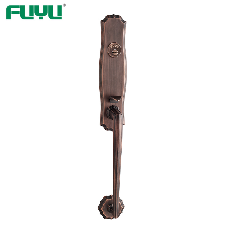 news-FUYU-Standards 800,000 Cycle Test Main Door Locks-img