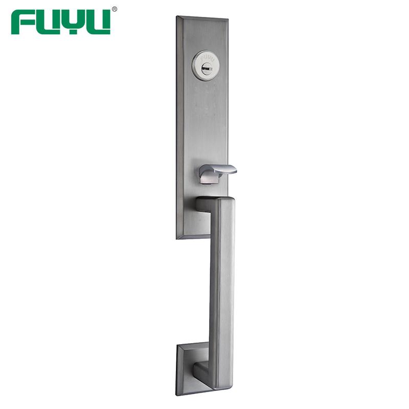 Modern Style Front Door Entry Sets Door Lock For Wooden Doors and Metal Doors