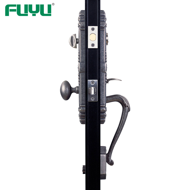 handle security door locks with latch for residential FUYU-FUYU-img