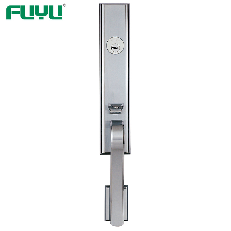 application-FUYU exterior zinc alloy door lock for timber door with latch for shop-FUYU-img-1
