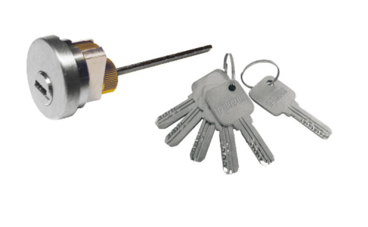 FUYU big tubular cylinder lock on sale for residential
