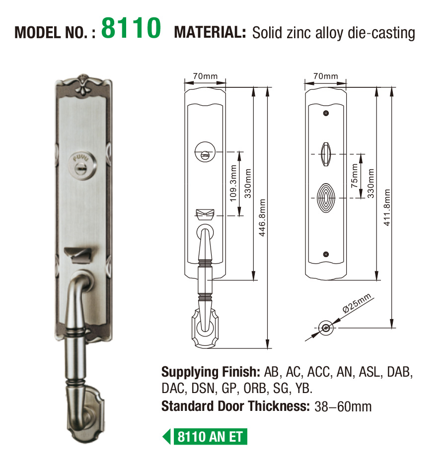 online lock manufacturing handle meet your demands for shop-5