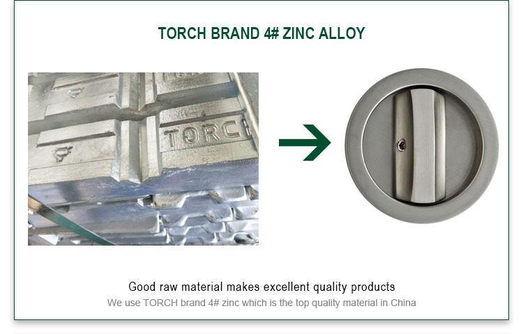 FUYU long zinc alloy entrance door lock with latch for indoor-3