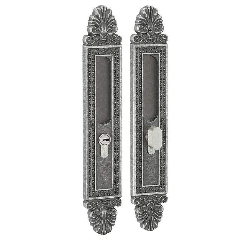 Luxury sliding door lock