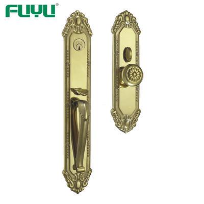 Korea style front door lock