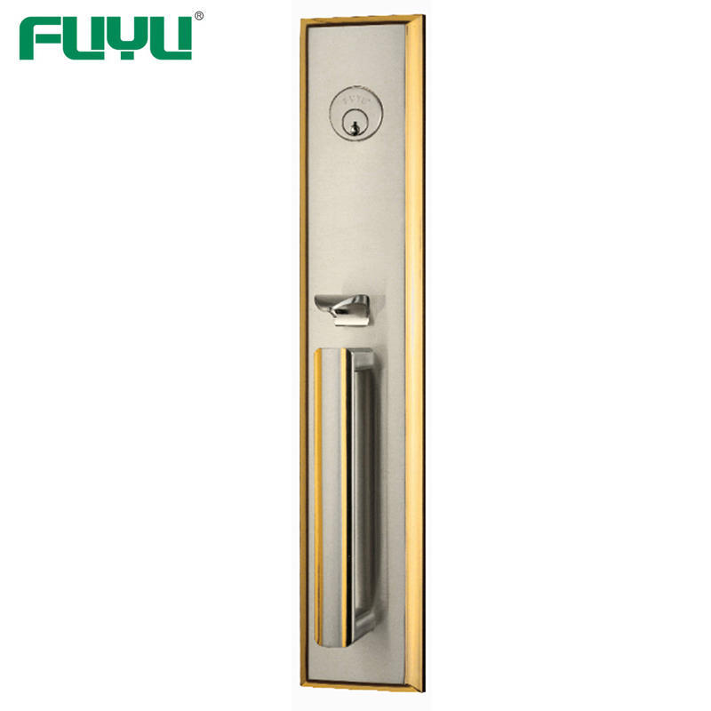 Factory supply high hardness zinc alloy LOKIN brand main door lock