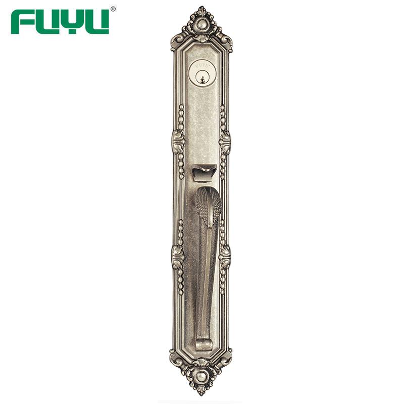 Grip handle door locks for main door