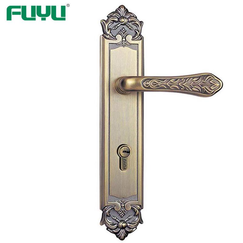 Main door locks