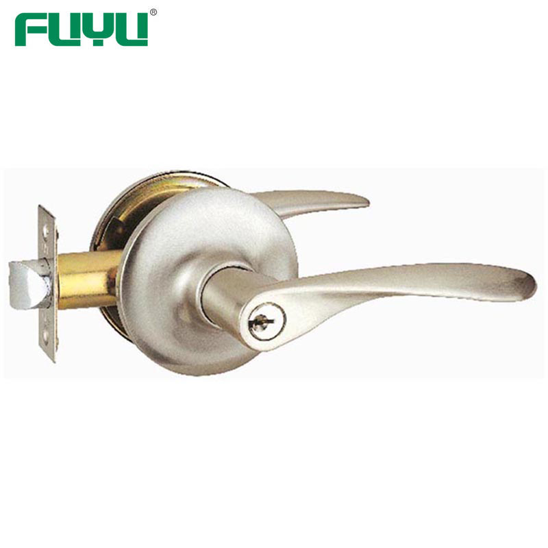 Zinc alloy indoor room lock with keys