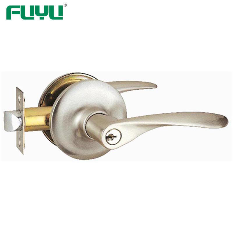 Zinc alloy indoor room lock with keys